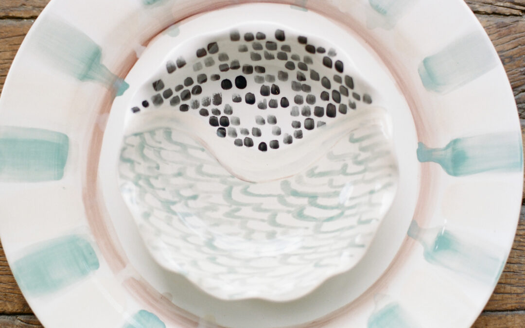 Cotton Table Ceramics