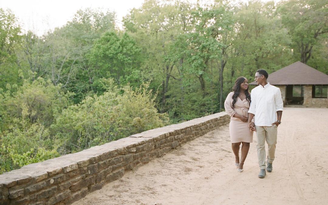Shanese & Jon's Monte Sano Engagement