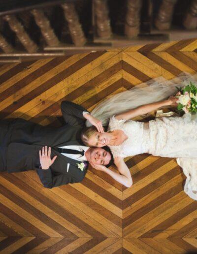 Dana & Tim: Baltimore Wedding