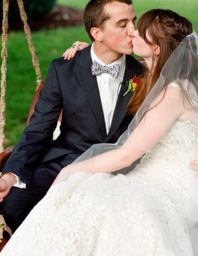 Willoughby & Josh: Historic Huntsville Wedding