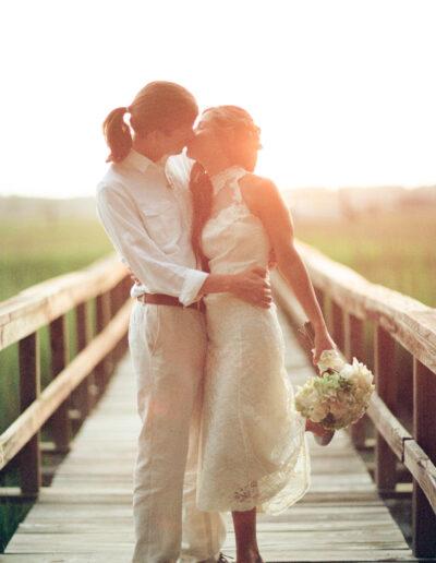 Bradley & Kelsey: Dutch Island Wedding