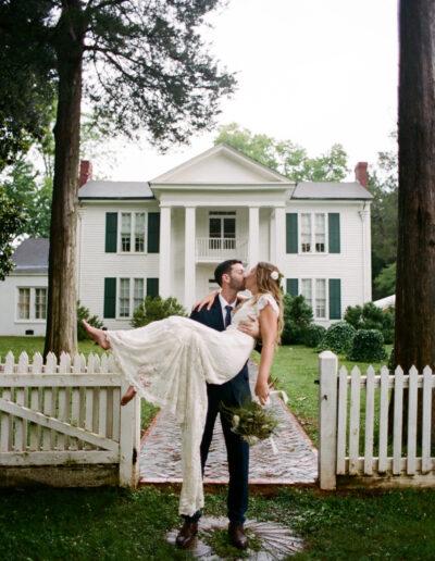 YeVonne & Alex: Wedding at The Cedars