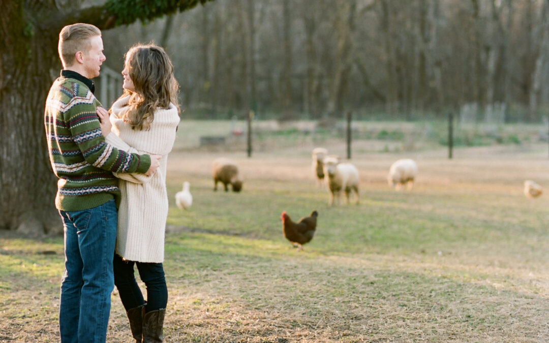 Emerald & Collin: 1818 Farms Proposal