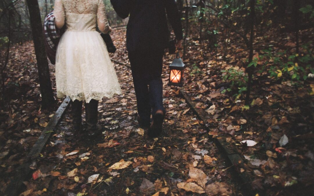 Mary Kate & Justin: Foggy Mountain Elopement
