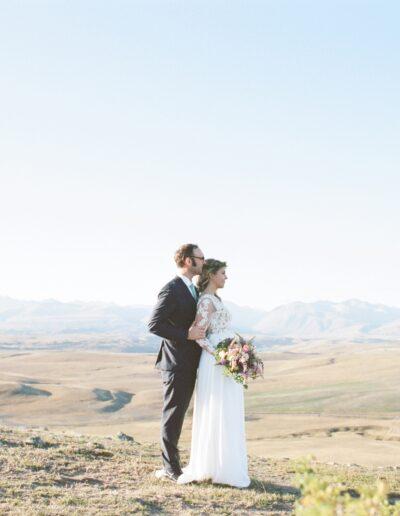 Paige & Josh: New Zealand Elopement