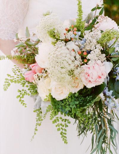 Meredith & Eddie: Fontanel Nashville Wedding