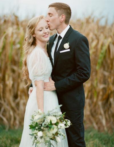 Carol Ann & Kyle: September Wedding