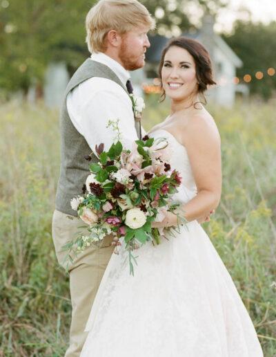 Amber & Josh: HC Farmhouse Wedding