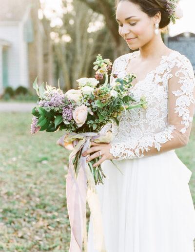 Piper & Leaf Editorial: Spring Bridal Tea