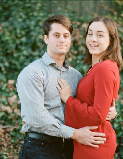 Kelsey & Will: Huntsville Engagement