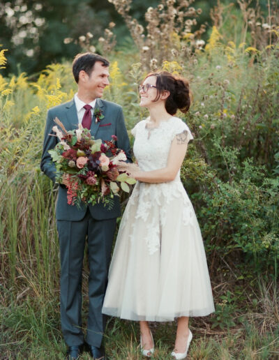 Kimberly & Robert's Lowe Mill Wedding