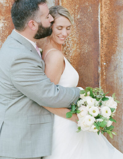 Fillie & Andrew: Lowe Mill Elopement