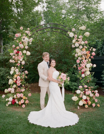 Caitlin & Chase: Weeden House Elopement