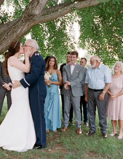 Lisa & Scott: Ginkgo Tree Elopement