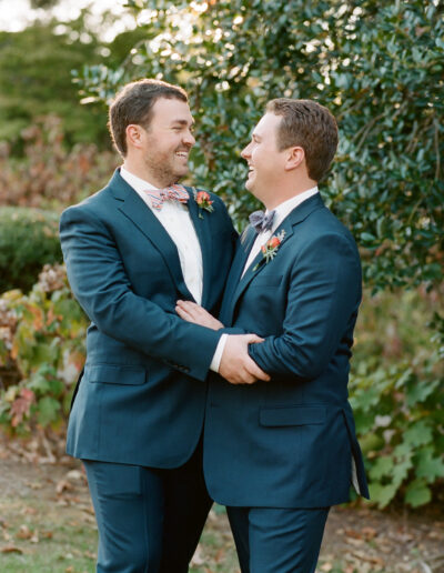 Thomas & Joseph: Backyard Wedding