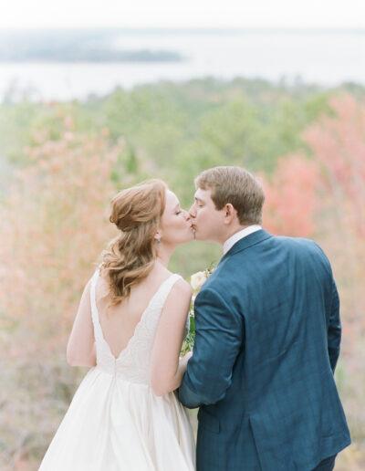 Lindsay & Ian: Lake Martin Elopement