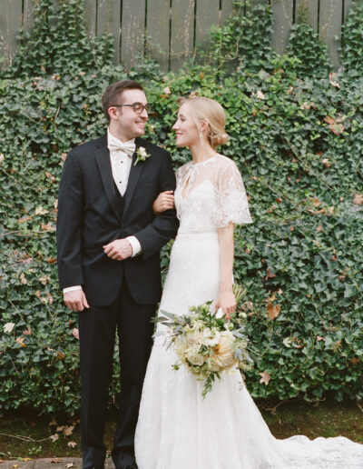 Sydney & Andrew: Downtown Huntsville Wedding