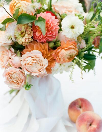 Peachy Bridal Tea
